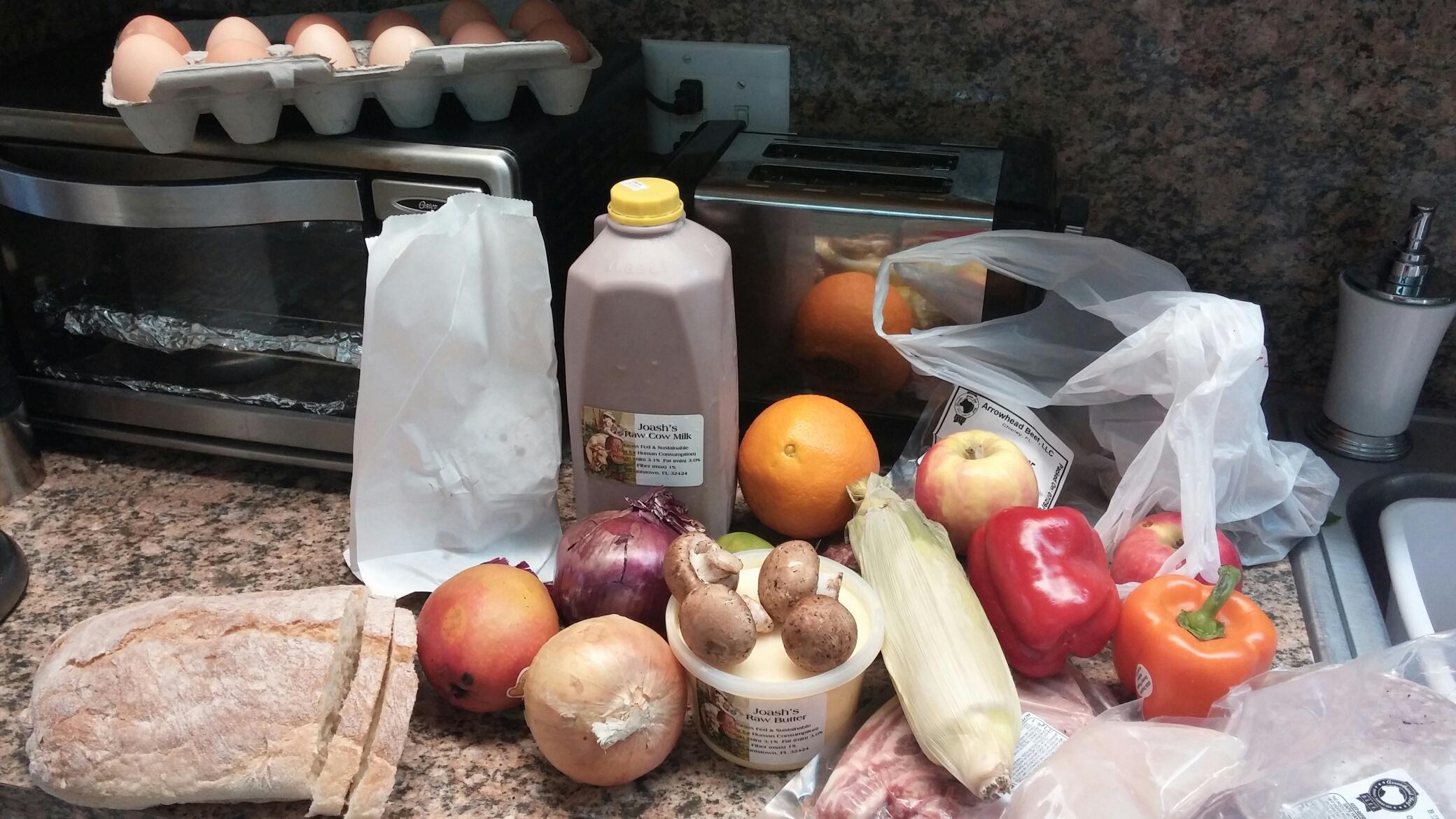 Groceries Photo 2